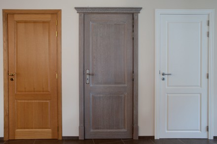 Massief hout deuren