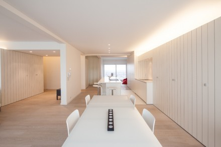 Woningbouw vandewalle dupon for Interieurinrichting